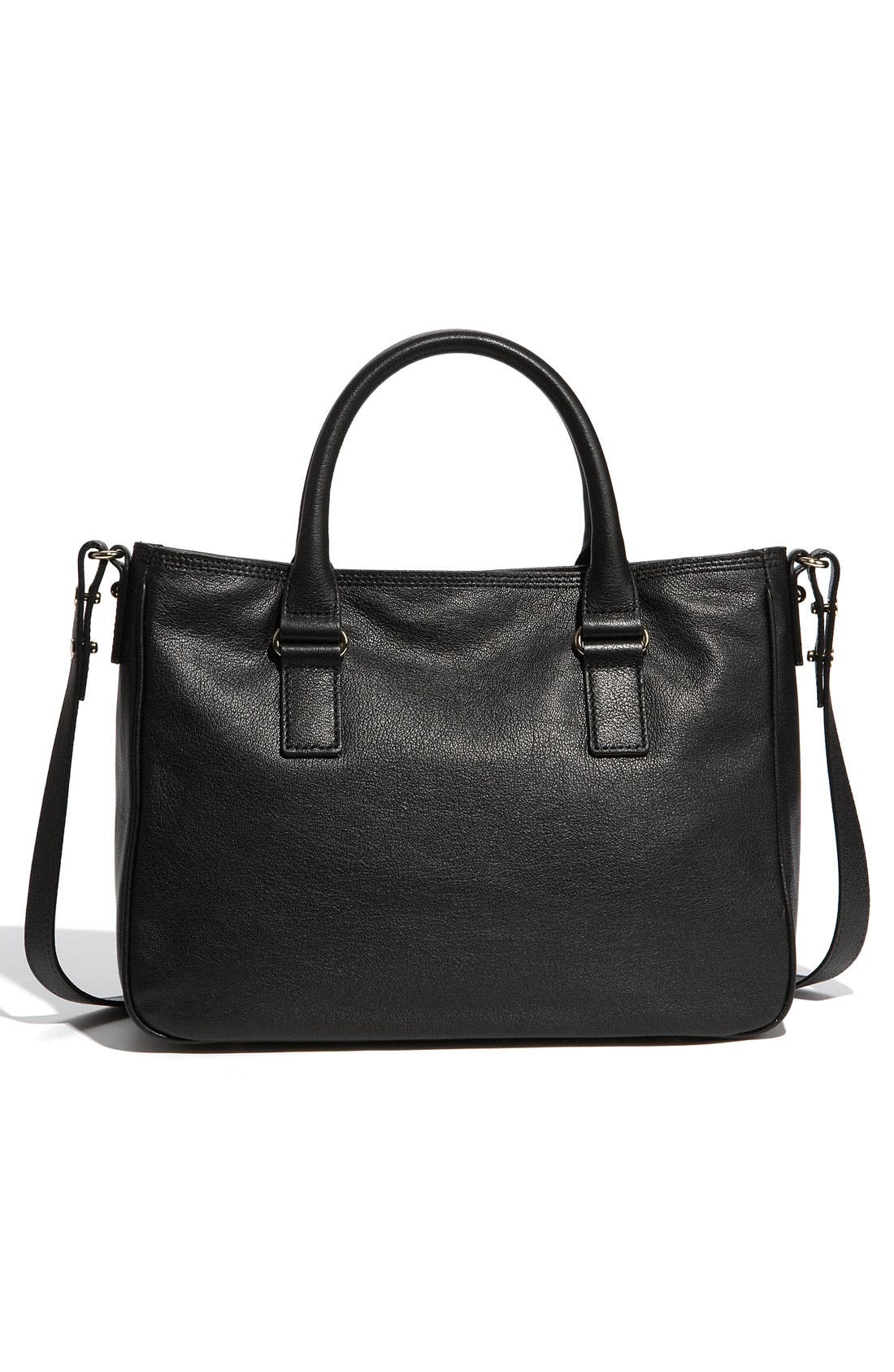 Alternate Image 4  - kate spade new york 'primrose hill - goldie' leather satchel