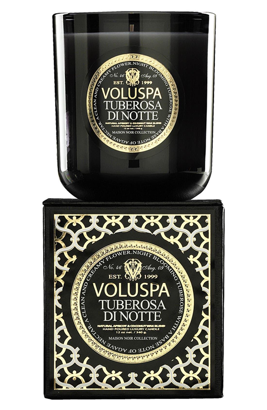 Voluspa 'Maison Noir - Tuberosa di Notte' Scented Candle
