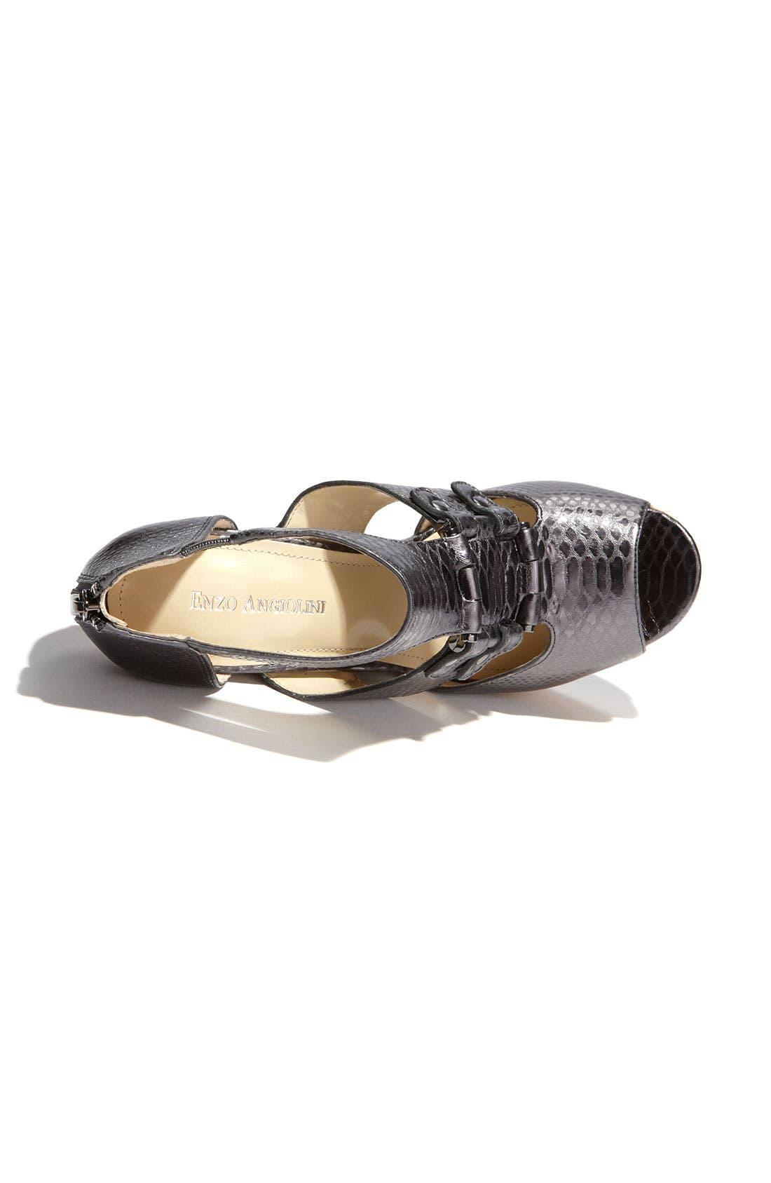 Alternate Image 3  - Enzo Angiolini 'Dossil' Wedge Sandal