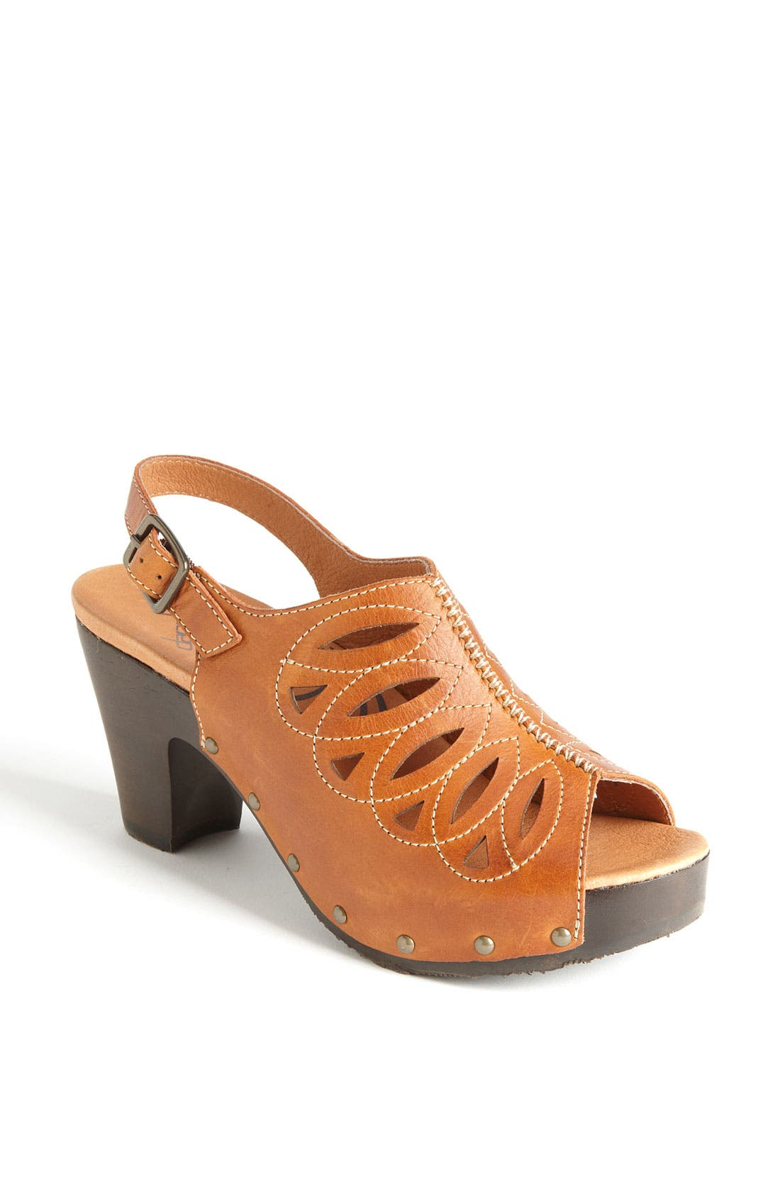Alternate Image 1 Selected - Dansko 'Rowena' Clog Sandal