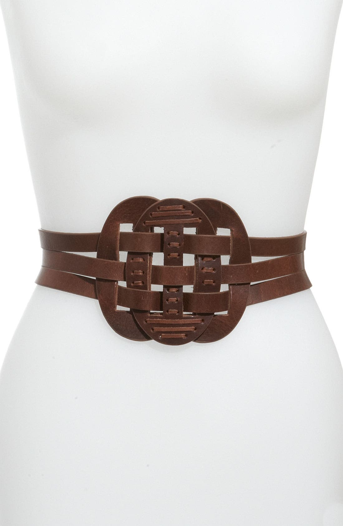 Alternate Image 1 Selected - French Connection 'Hanshaw' Belt