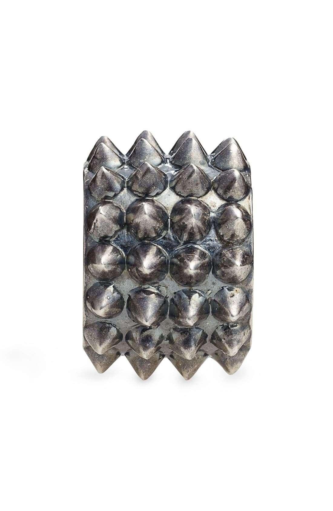 Alternate Image 2  - Tom Binns 'Punk Pavé' Stud Ring