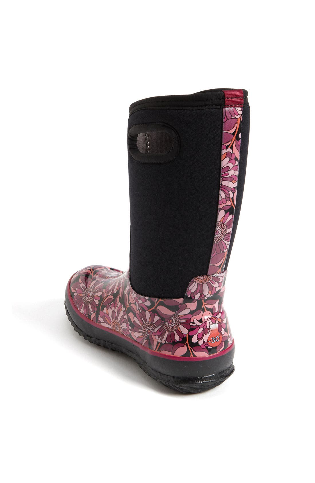 Alternate Image 2  - Bogs 'Classic Mumsie' Rain Boot (Toddler, Little Kid & Big Kid)