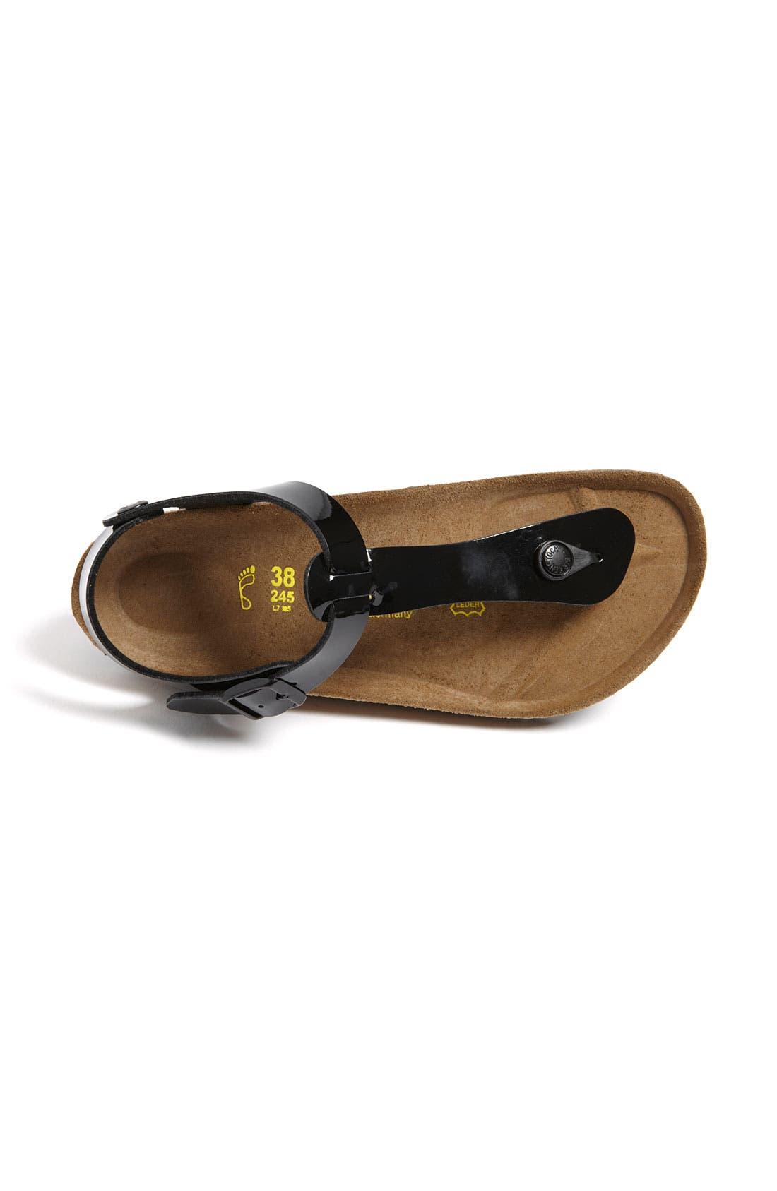 Alternate Image 3  - Birkenstock 'Kairo' Birko-Flor™ Sandal (Women)