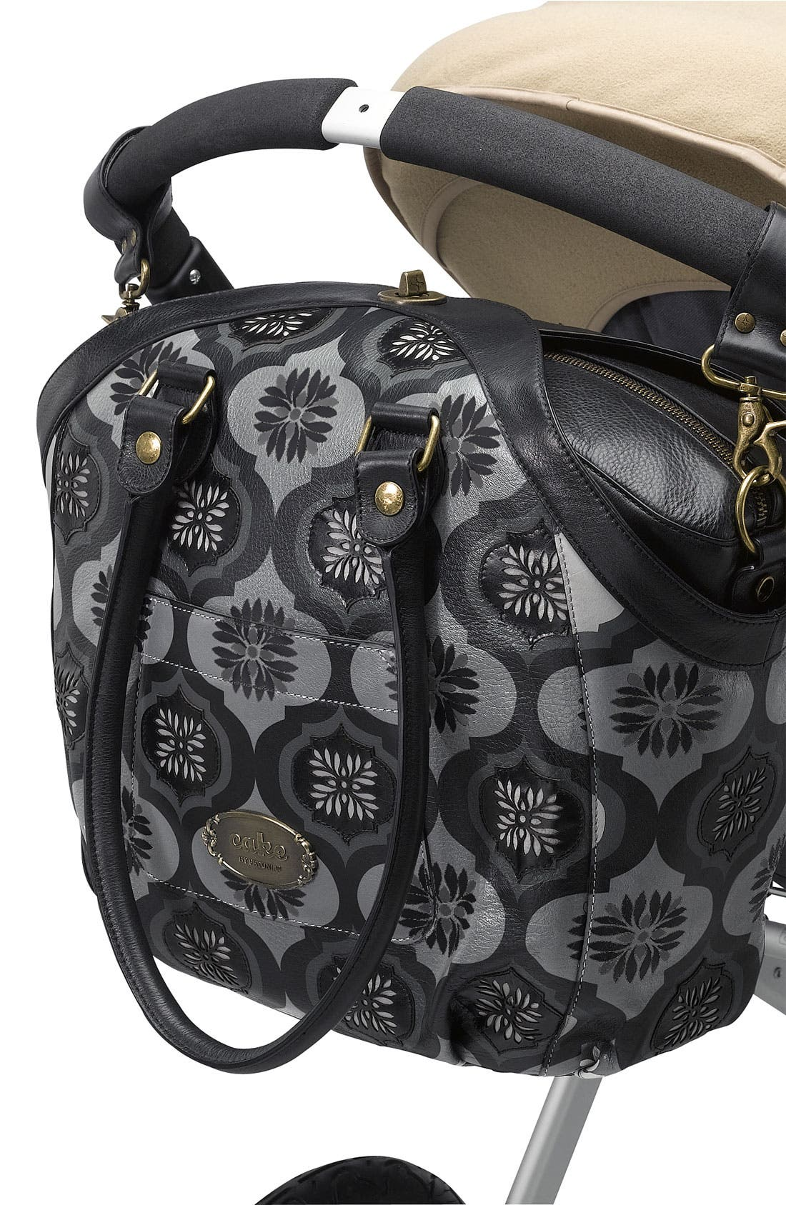 Alternate Image 3  - Petunia Pickle Bottom 'Hampton Holdall' Diaper Bag