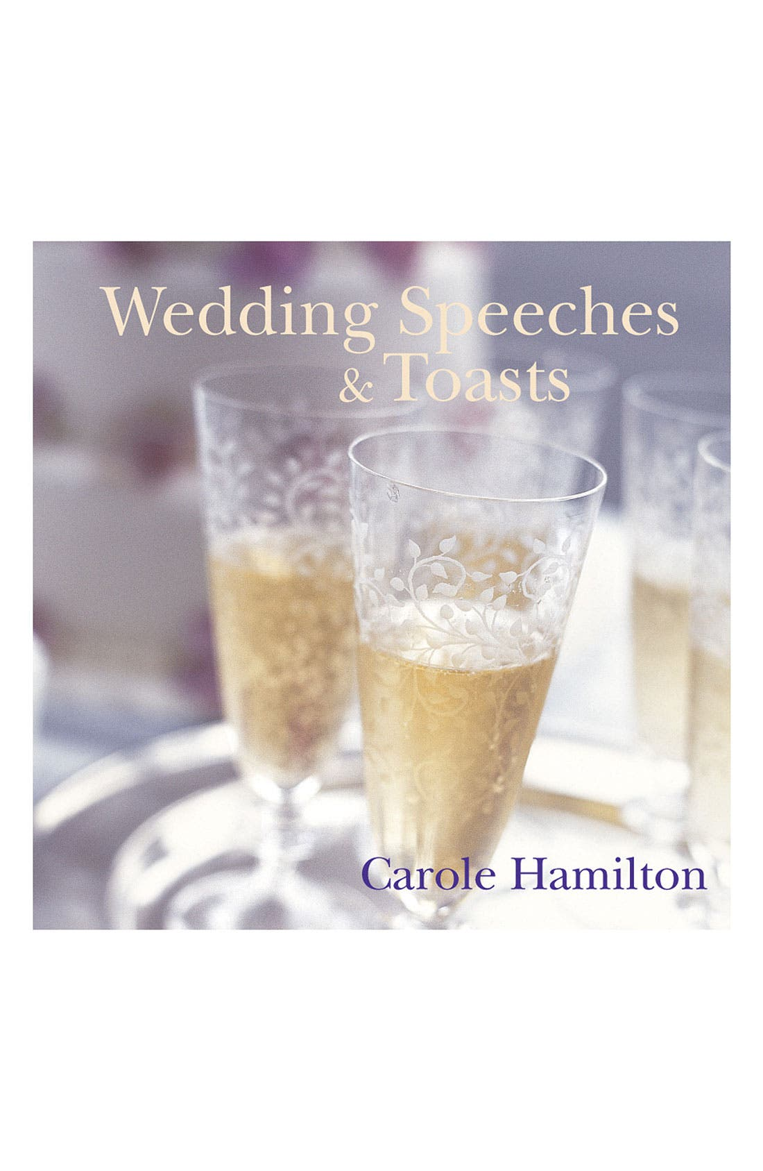 Alternate Image 1 Selected - 'Wedding Speeches & Toasts' Book