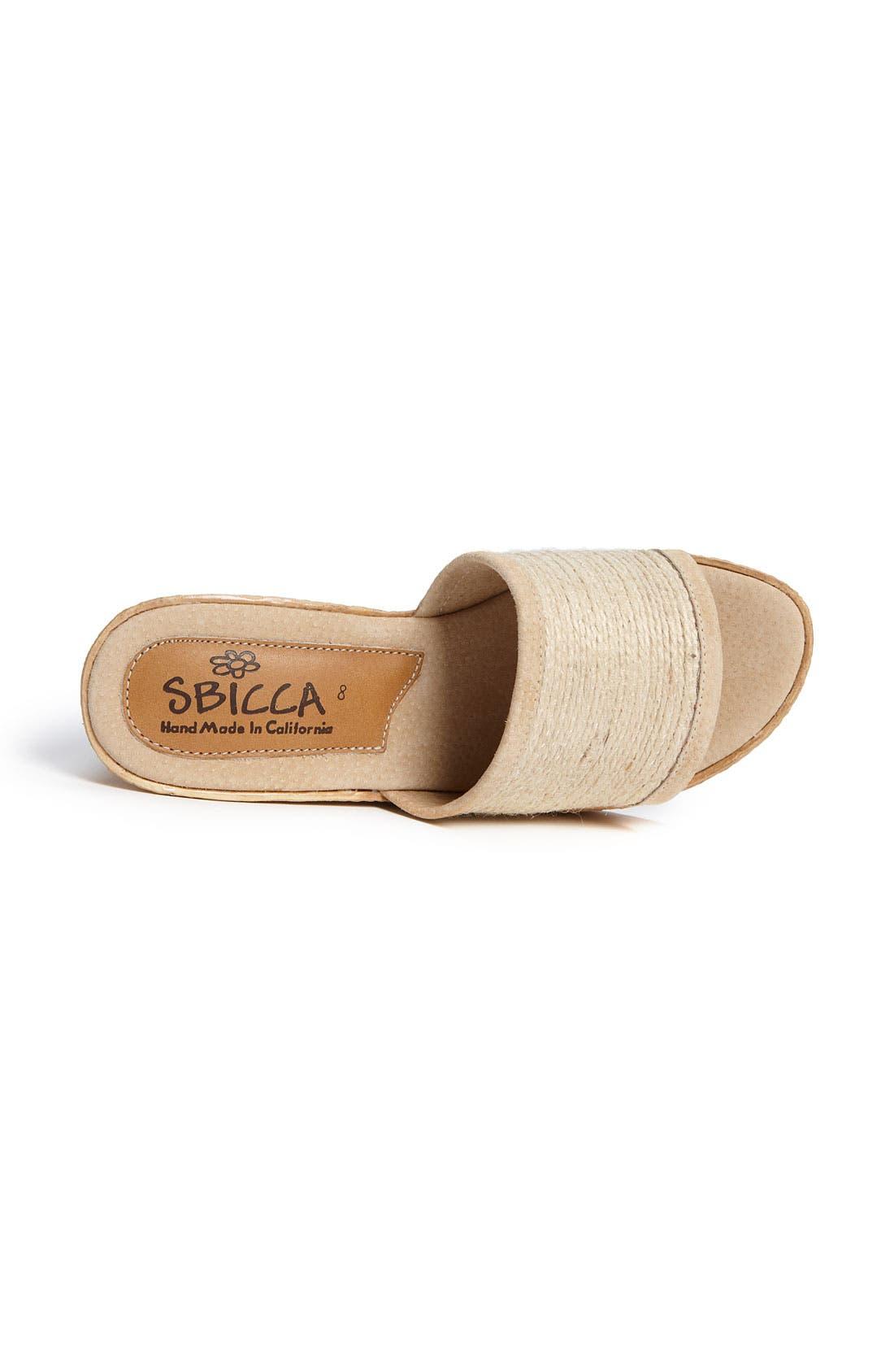 Alternate Image 3  - Sbicca 'Blondie' Sandal
