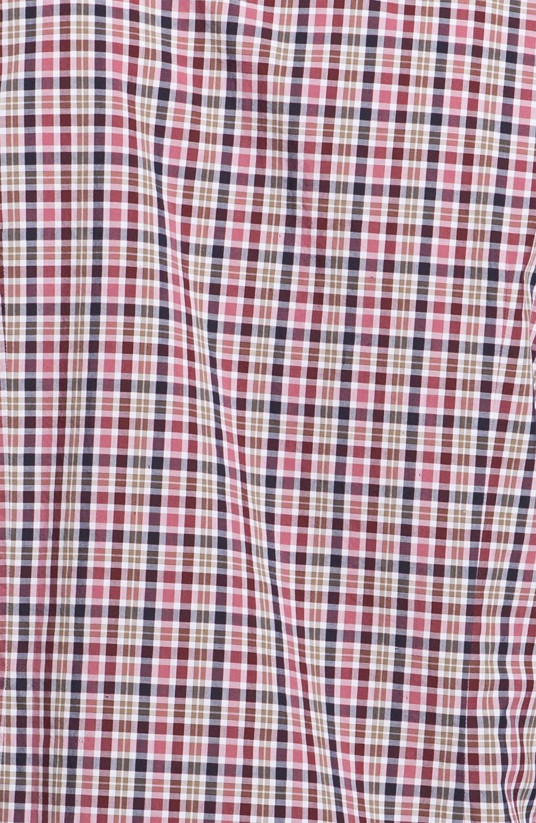 Alternate Image 3  - BOSS Black 'Obert' Regular Fit Sport Shirt