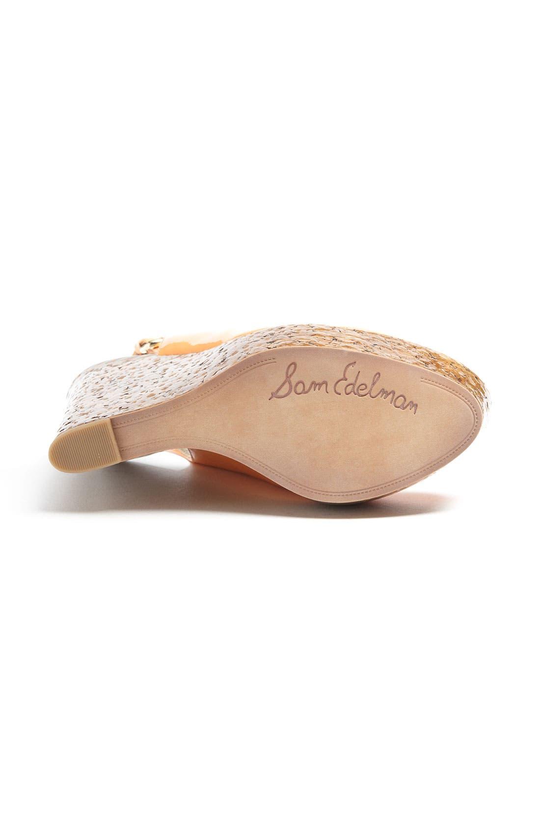 Alternate Image 4  - Sam Edelman 'Mallory' Sandal