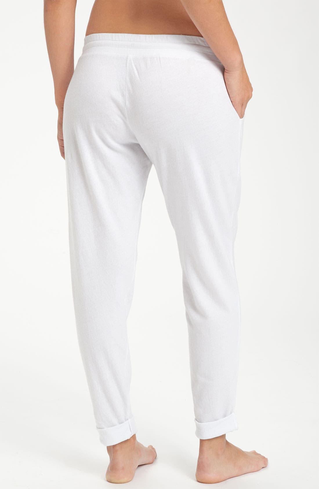 Alternate Image 2  - Make + Model 'Close to You' Crop Pants