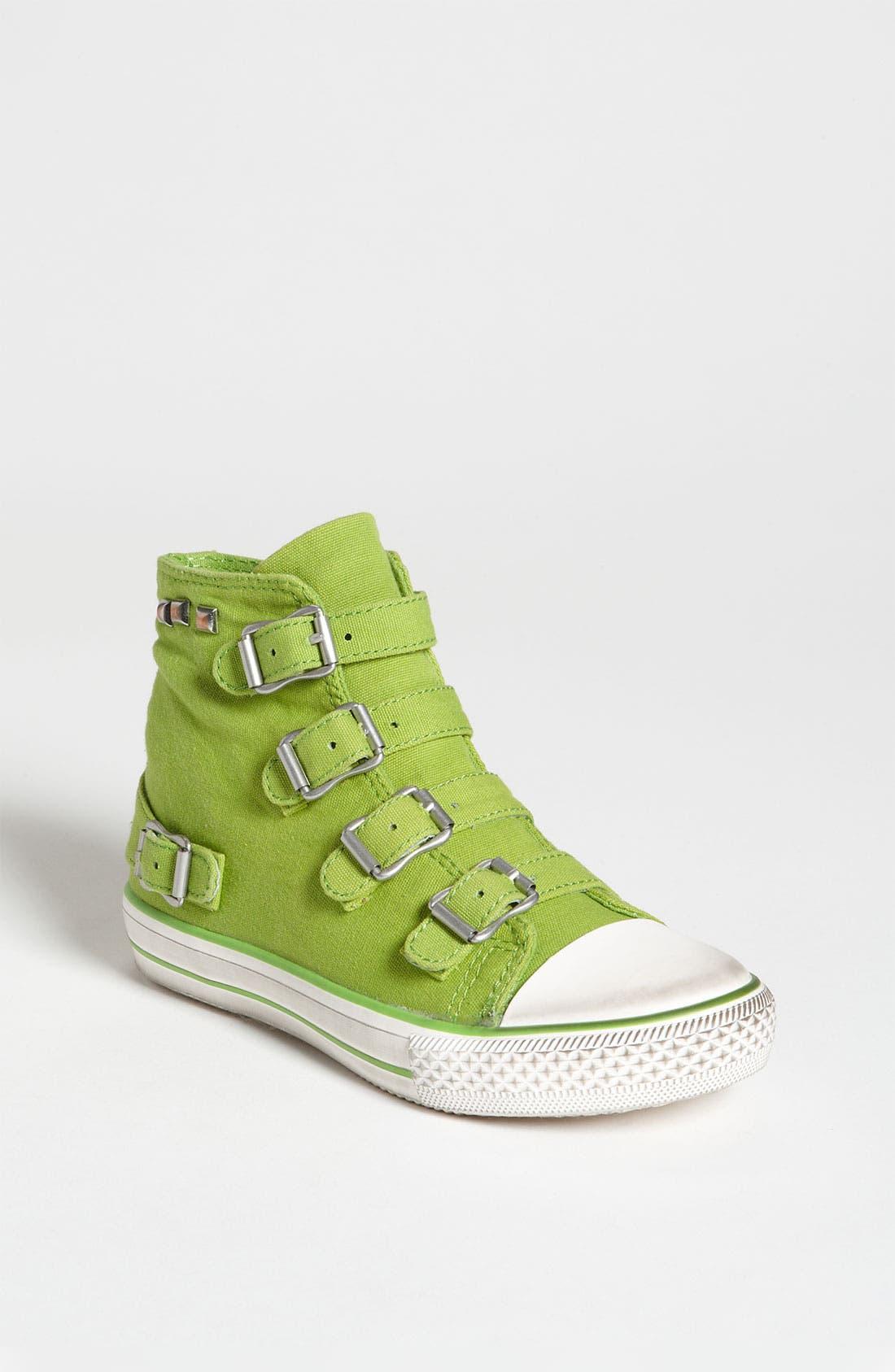 Main Image - Ash 'Flip' High Top Sneaker (Toddler, Little Kid & Big Kid)