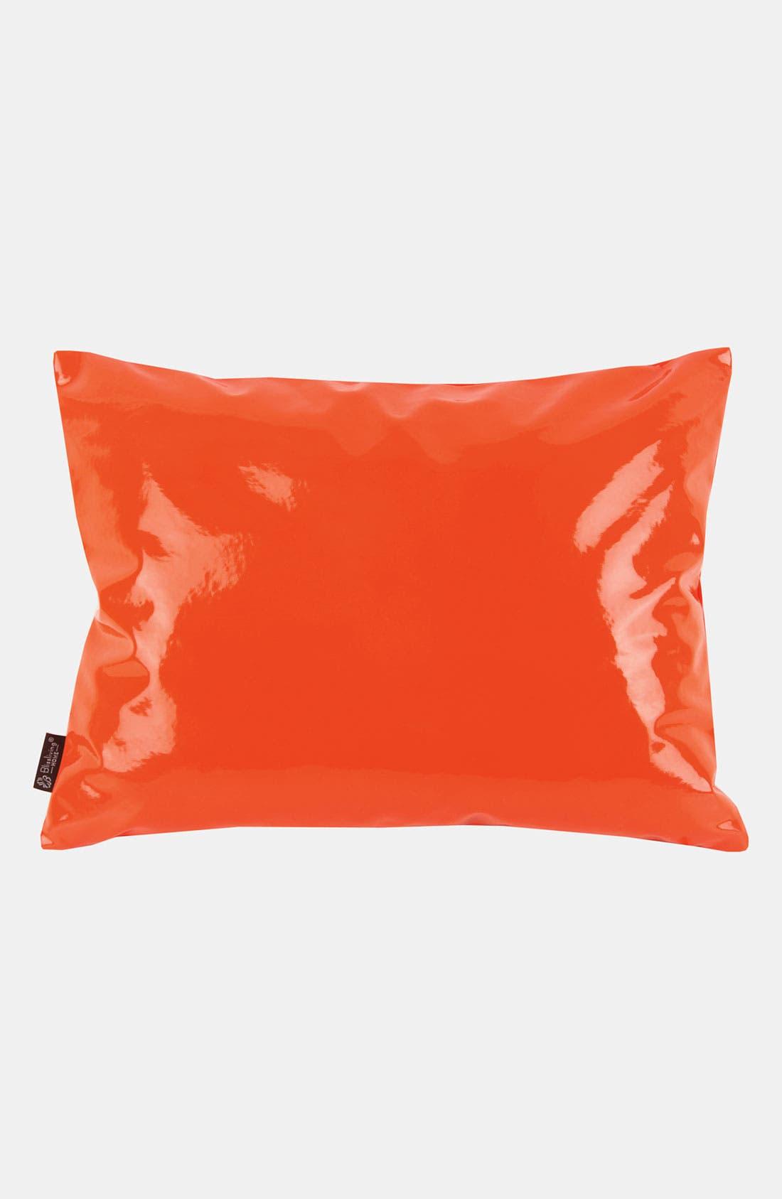 Alternate Image 1 Selected - Blissliving Home 'Soho' Vinyl Pillow (Online Only)