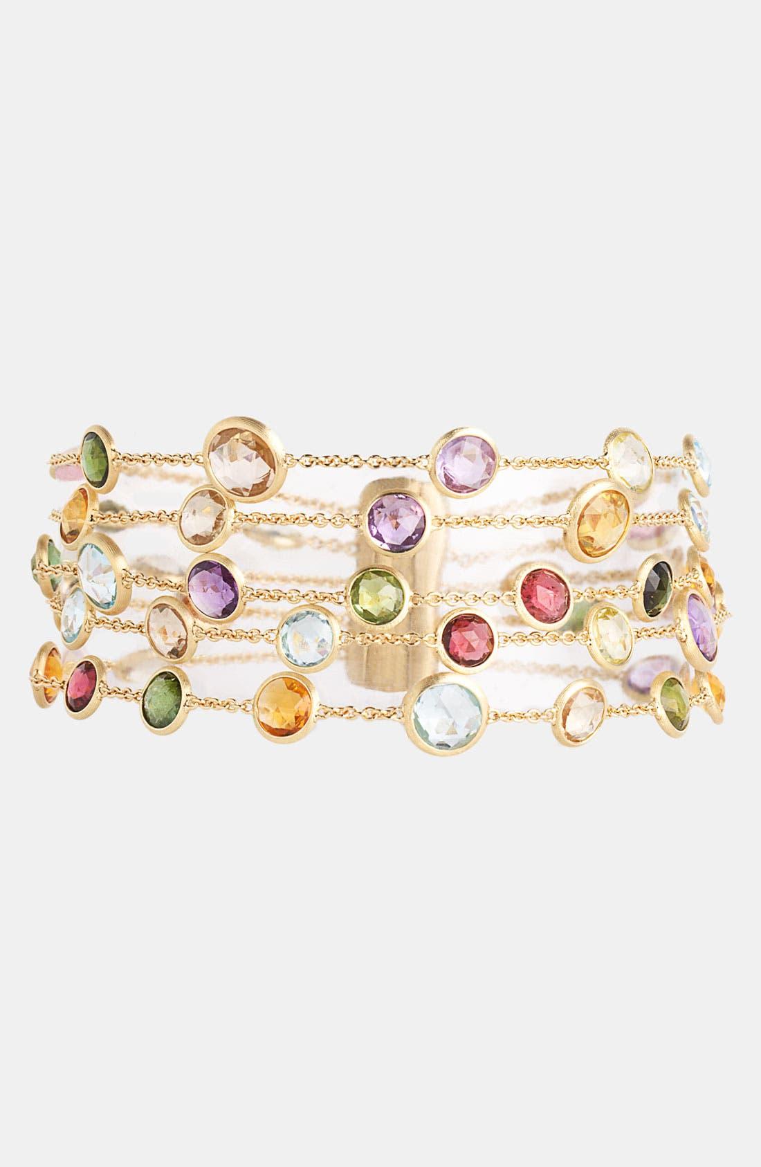 Alternate Image 1 Selected - Marco Bicego 'Mini Jaipur' 5-Strand Bracelet