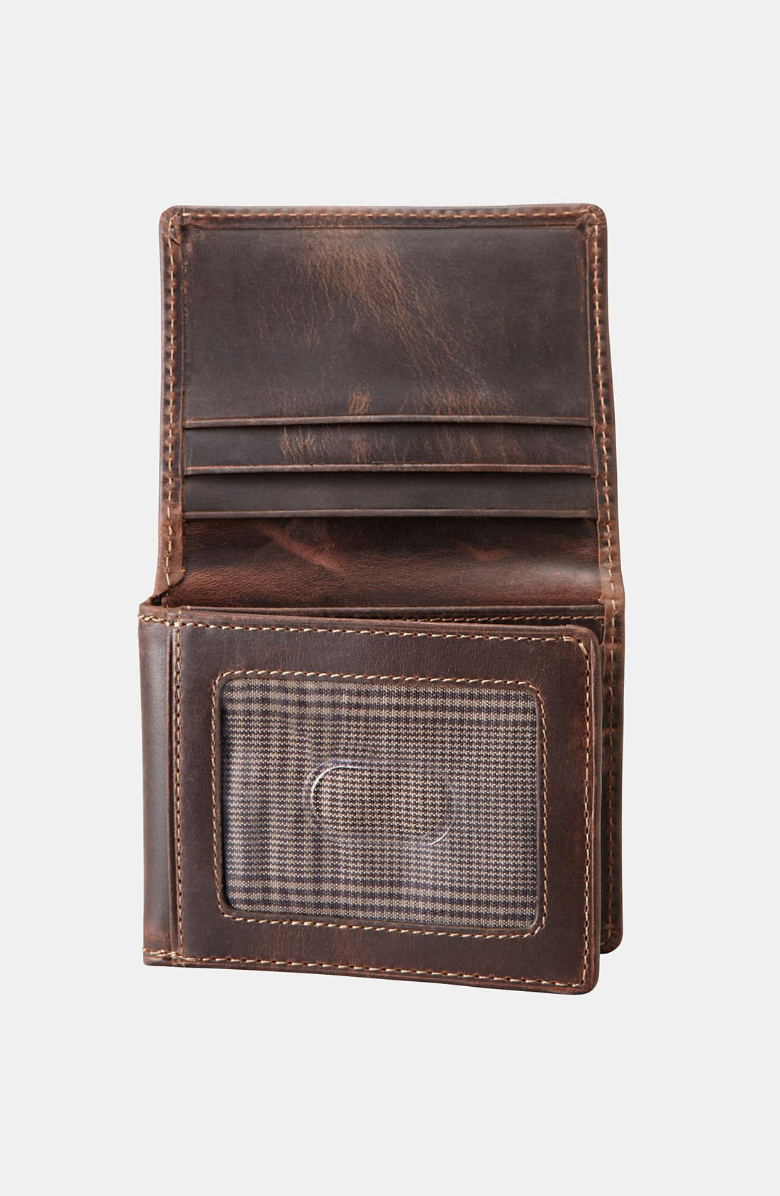 Alternate Image 2  - Fossil 'Sam' Execufold Wallet