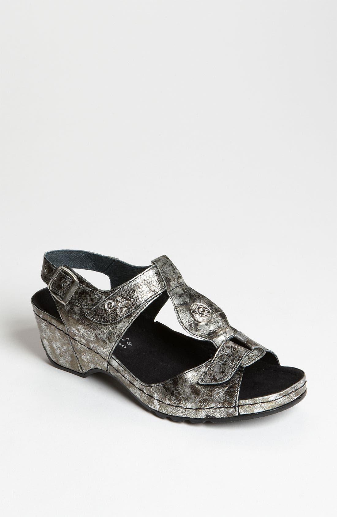 Main Image - Helle Comfort® 'Auri' Sandal