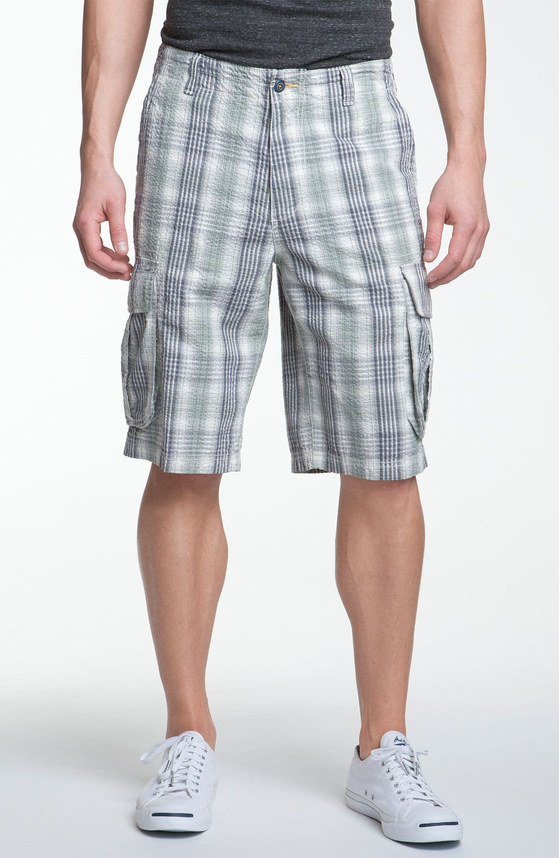 Alternate Image 1 Selected - Tommy Bahama 'Seer Genius' Cargo Shorts