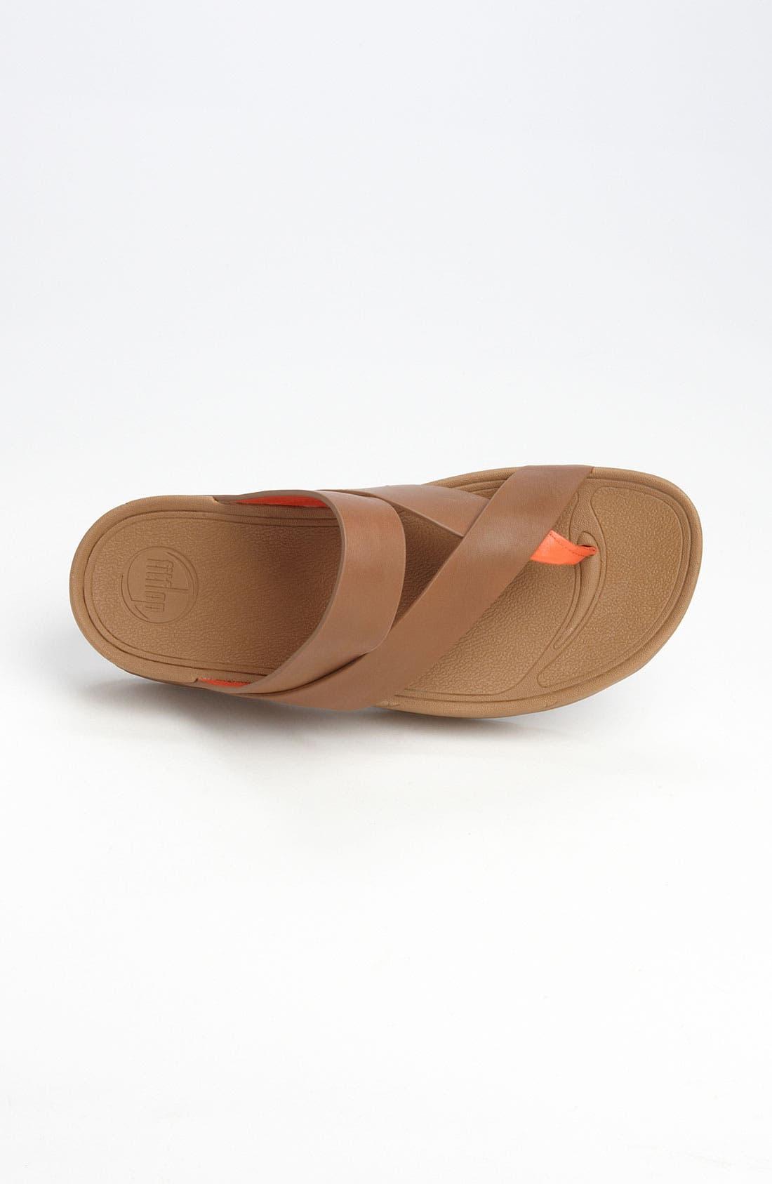 Alternate Image 3  - FitFlop Sling Sandal (Women)