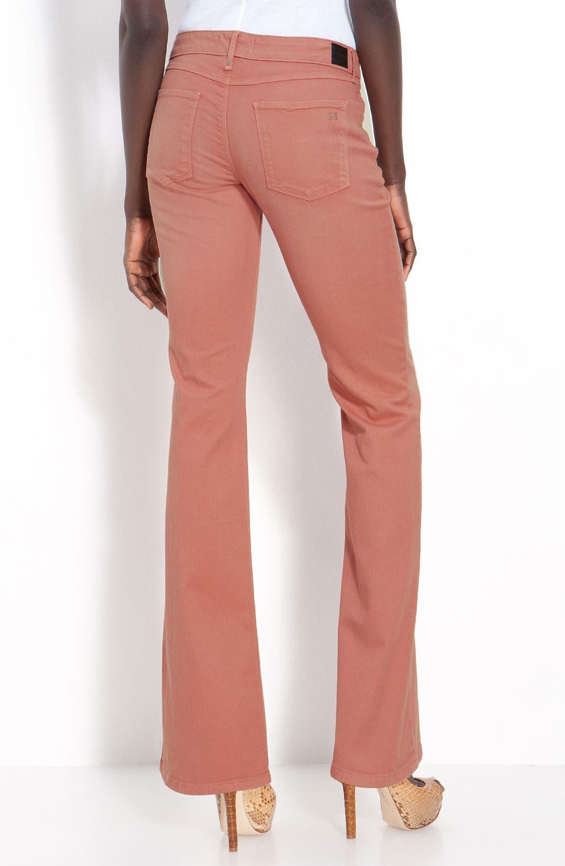 Main Image - Habitual 'Vintage Hayworth' Flare Leg Stretch Jeans