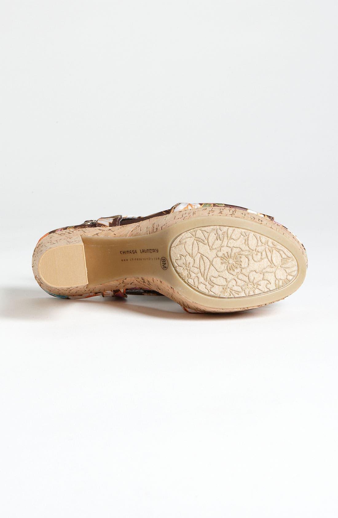 Alternate Image 4  - Chinese Laundry 'Partyy Time' Sandal