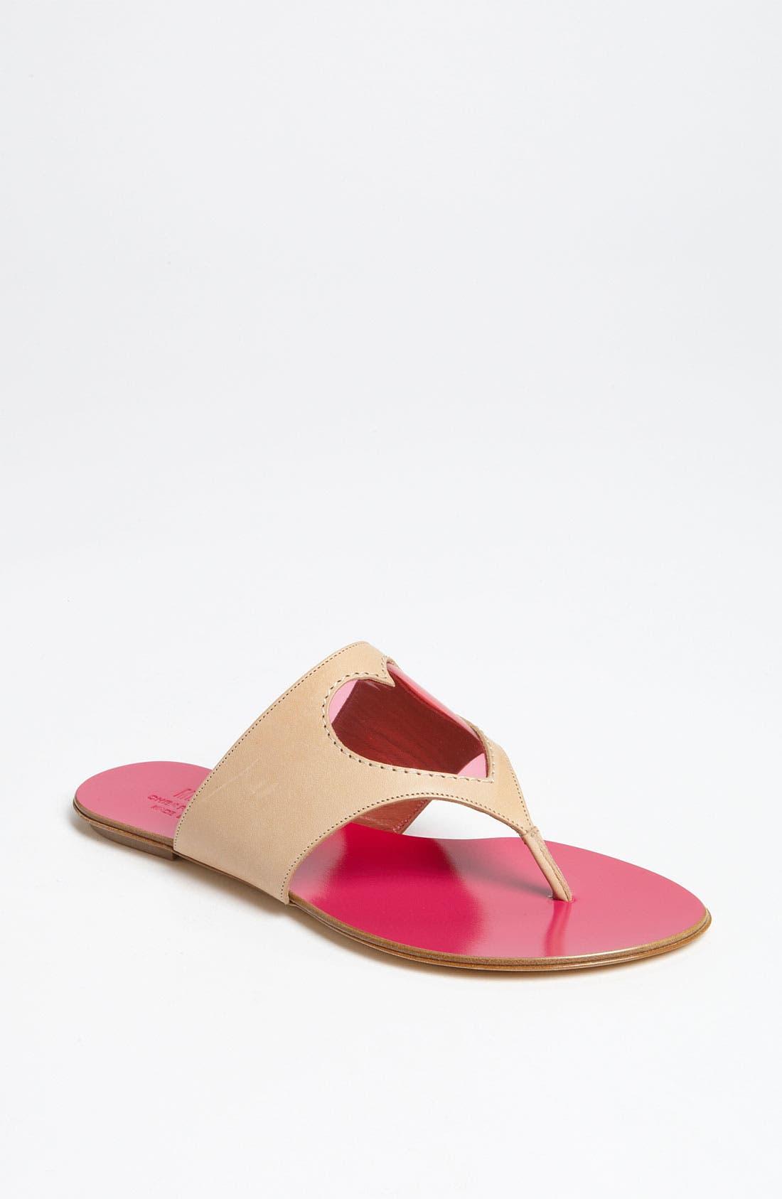 Main Image - Moschino Cheap & Chic Heart Sandal