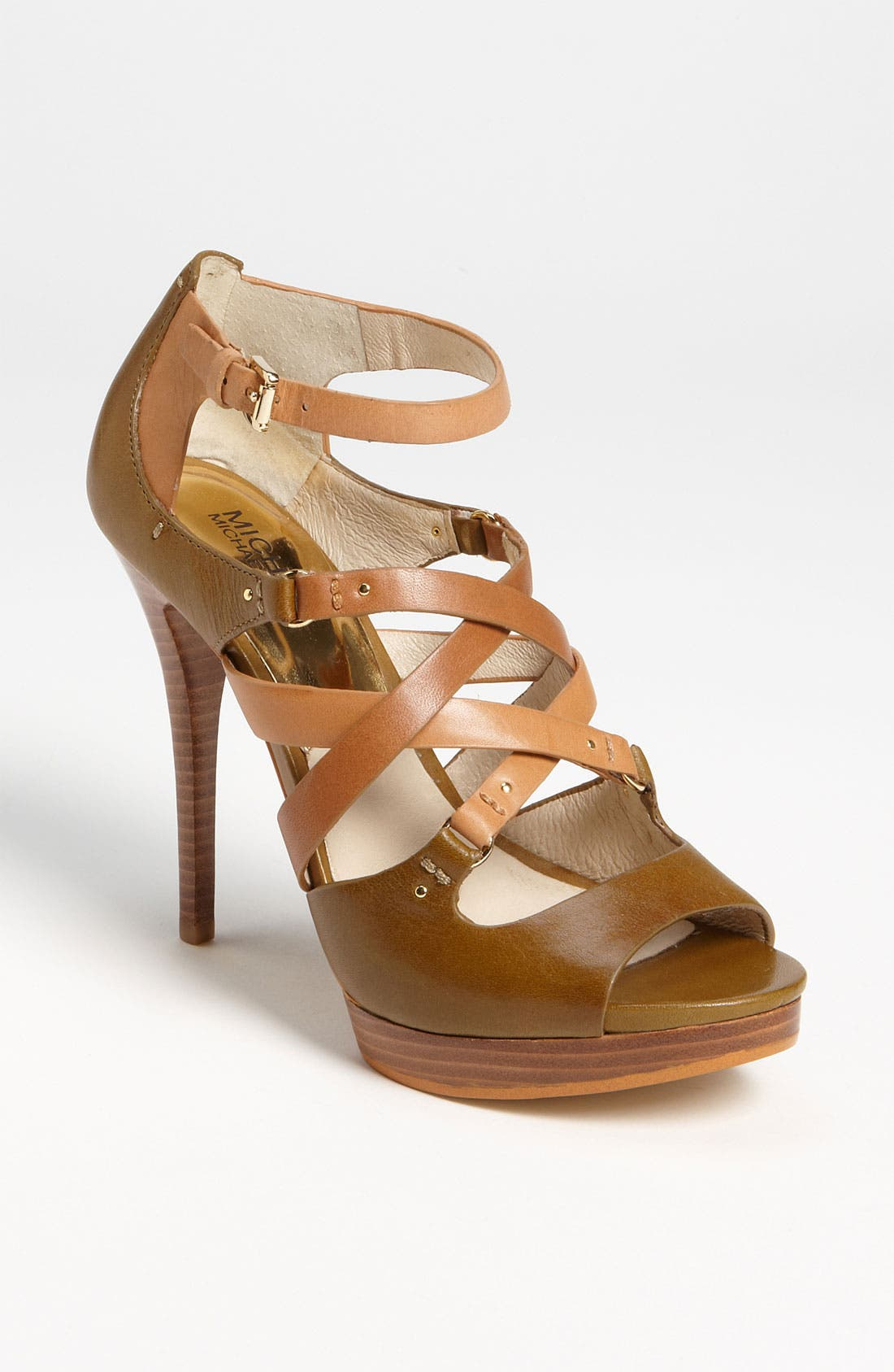Alternate Image 1 Selected - MICHAEL Michael Kors 'Cyndi' Sandal