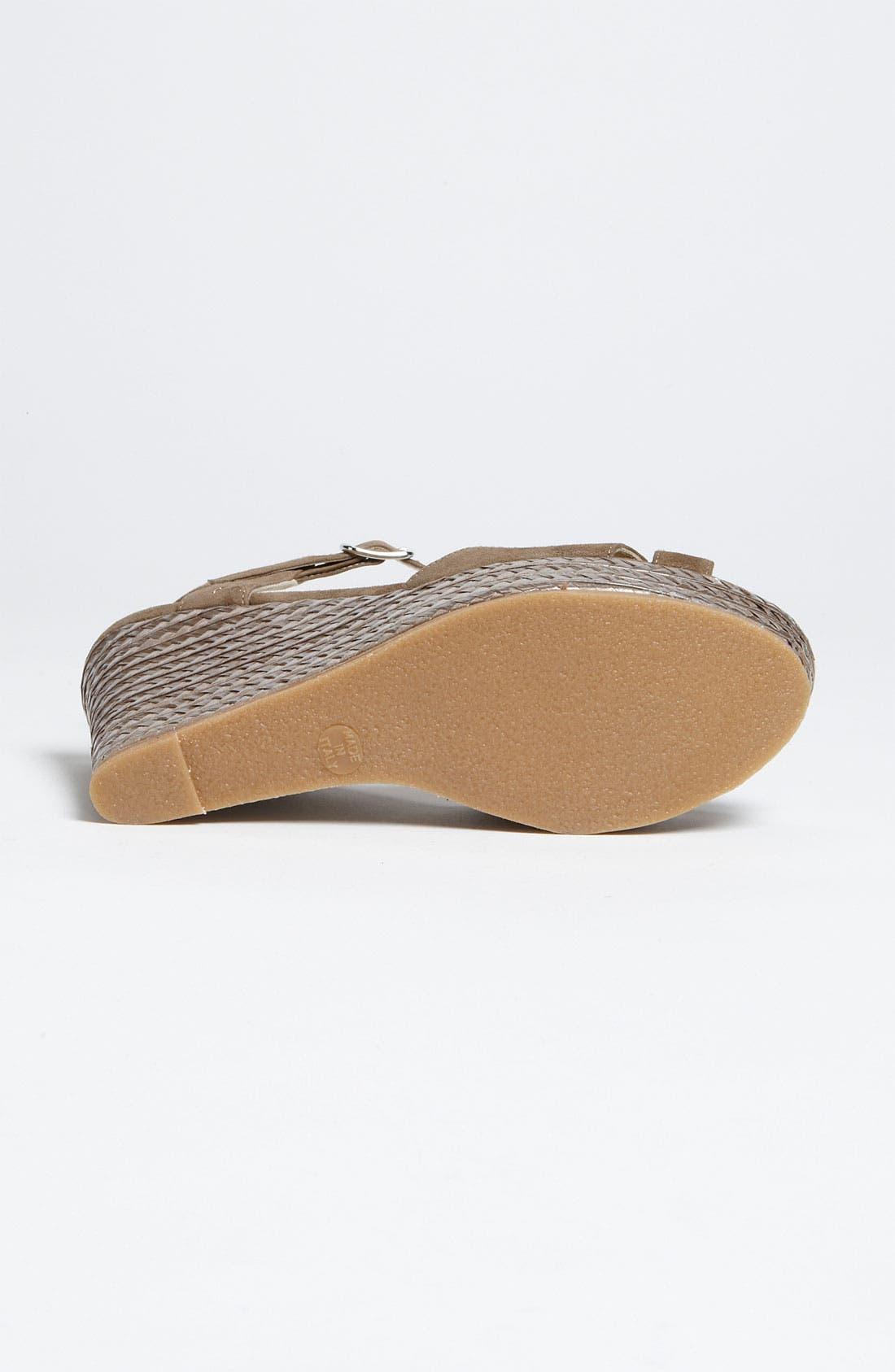 Alternate Image 4  - Ettore Masotti 'Olga' Sandal