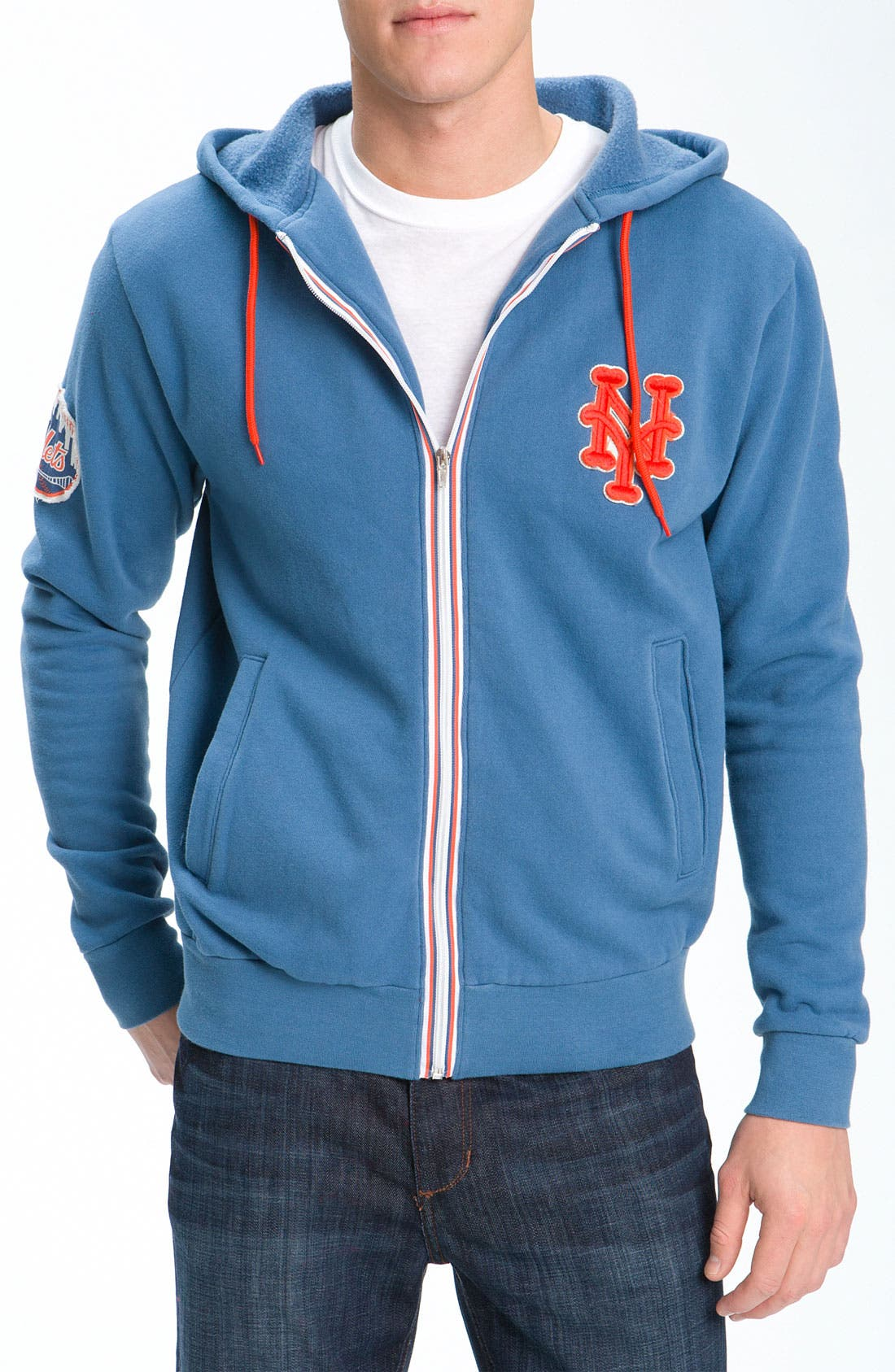 Alternate Image 1 Selected - Wright & Ditson 'New York Mets' Hoodie