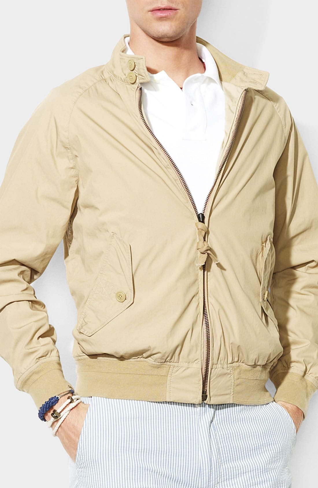 Alternate Image 1 Selected - Polo Ralph Lauren 'Barracuda' Classic Fit Jacket