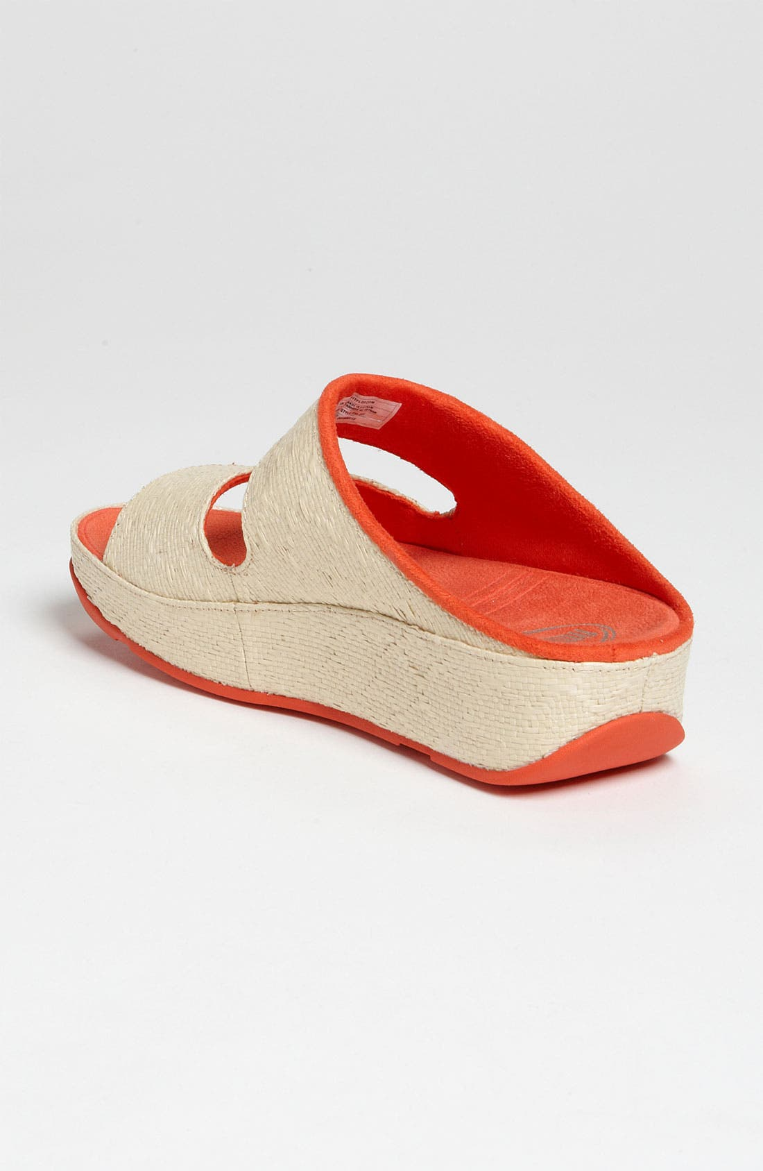 Alternate Image 2  - FitFlop 'Lolla Raffia' Sandal