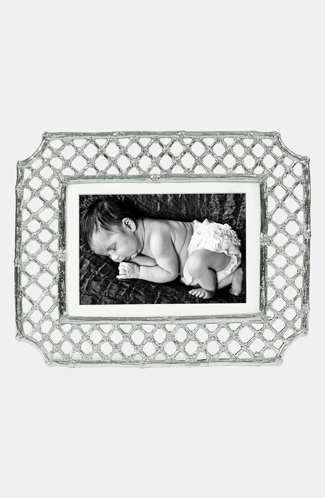 Alternate Image 1 Selected - Michael Aram 'Bamboo Lattice' Convertible Picture Frame
