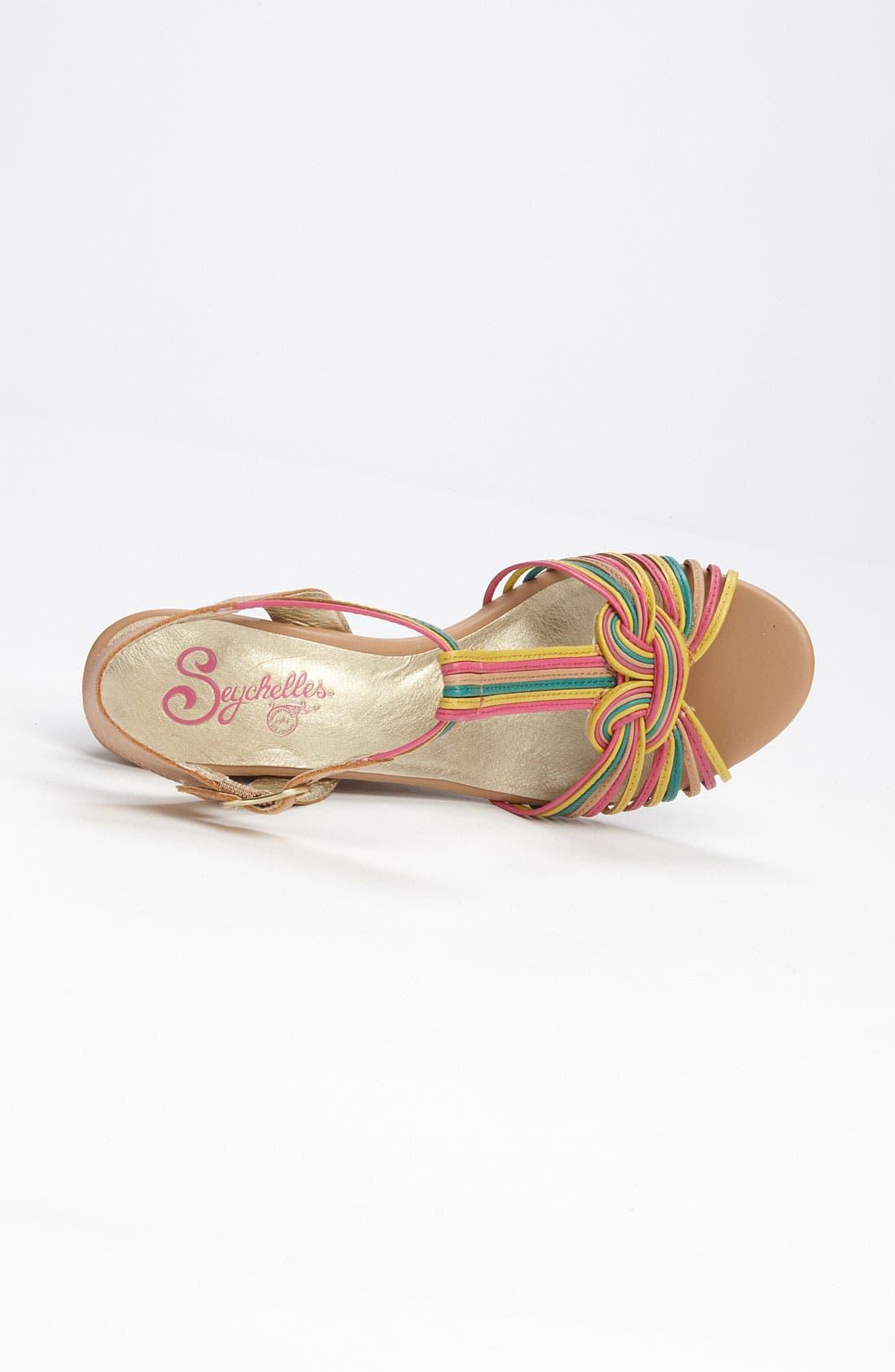 Alternate Image 3  - Seychelles 'Good Ole Days' Sandal