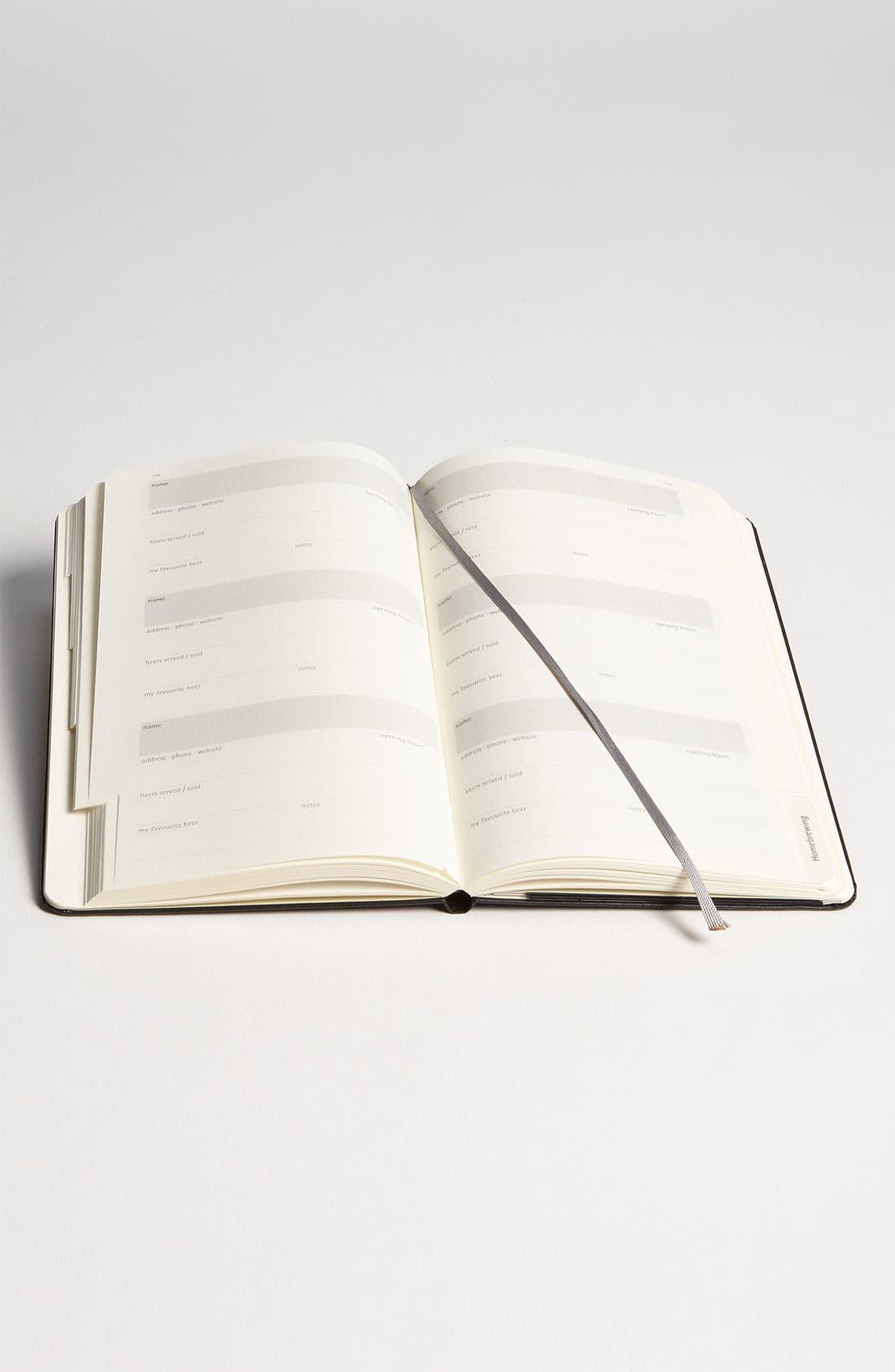Alternate Image 2  - Moleskine® 'Beer Journal' Softcover Journal