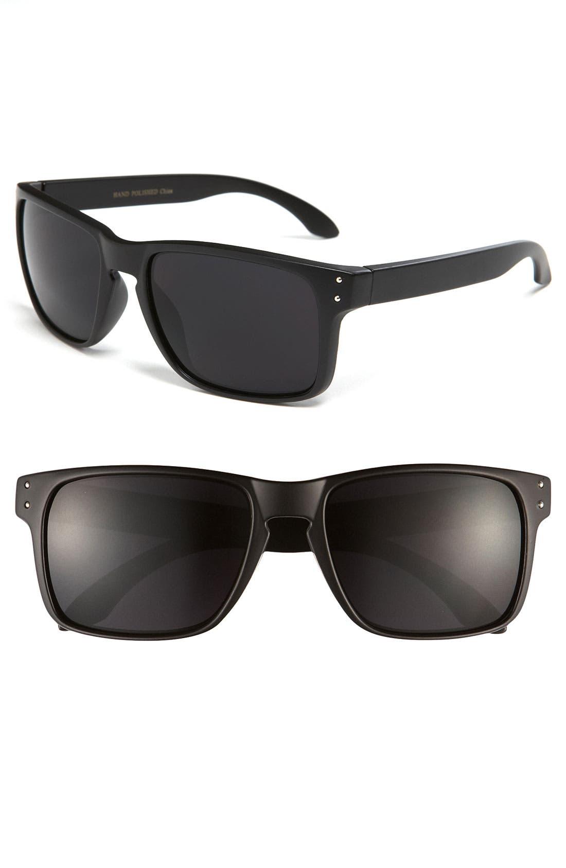 Main Image - KW 'Envoy' 56mm Sunglasses