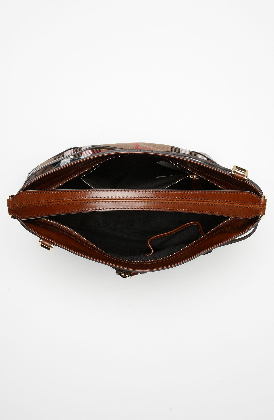 Alternate Image 3  - Burberry 'House Check' Hobo