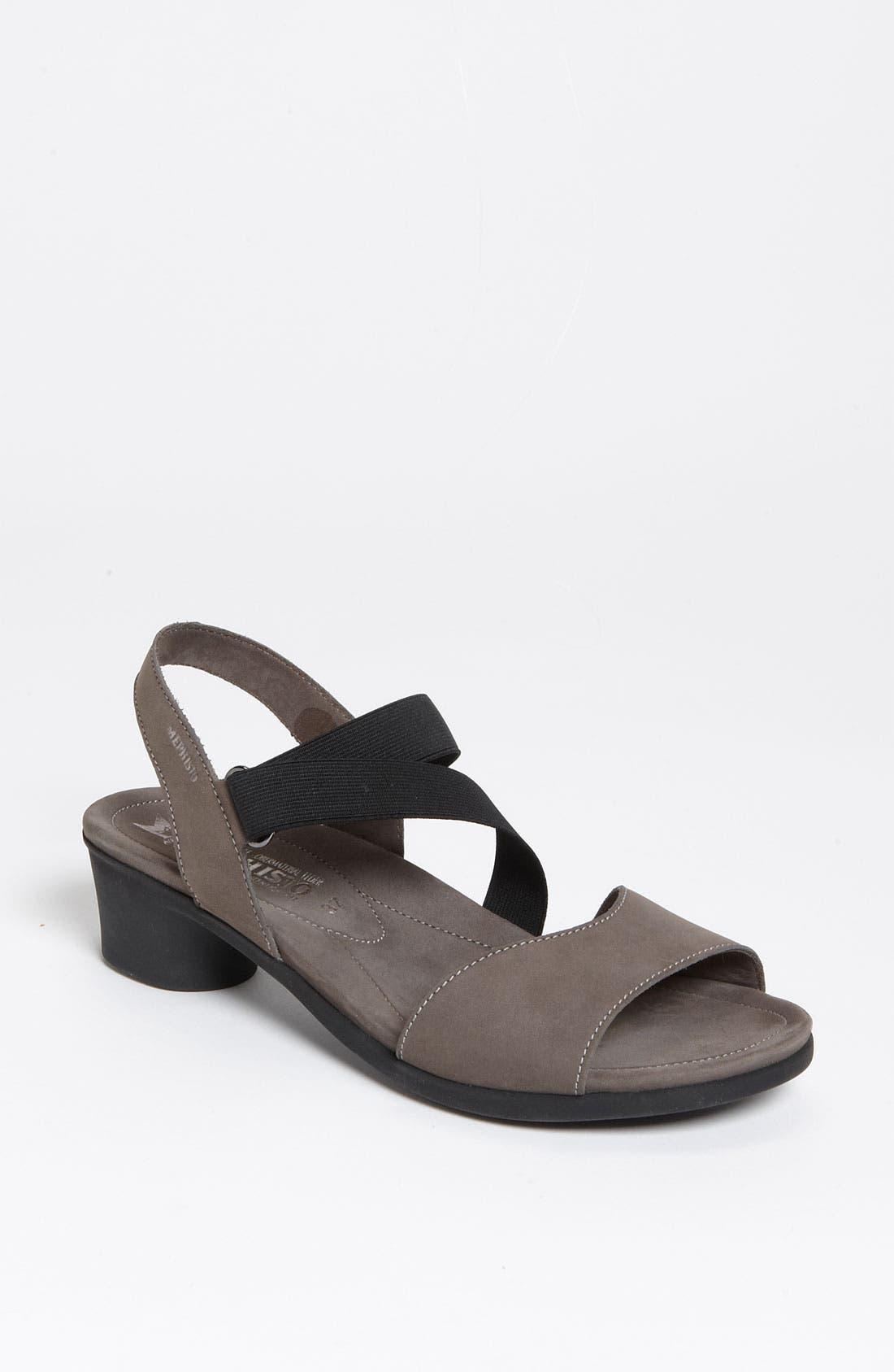 Alternate Image 1 Selected - Mephisto 'Priska' Sandal