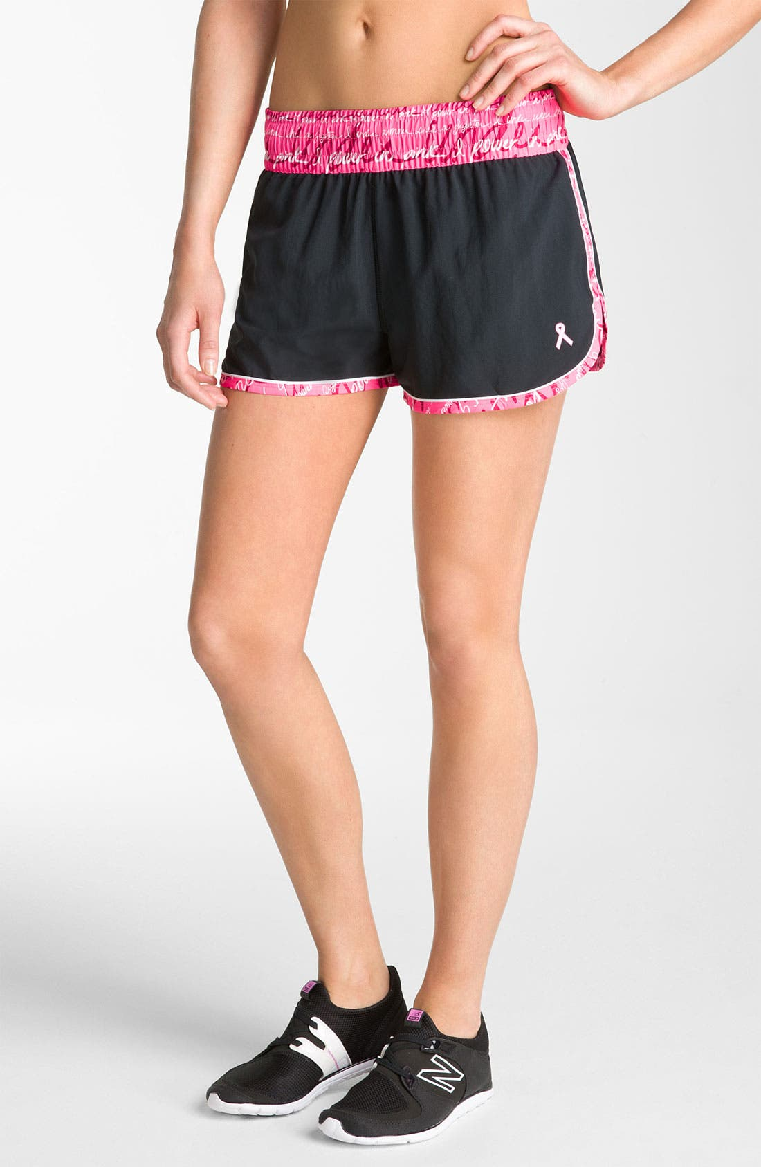 Main Image - Under Armour 'Great Escape' Running Shorts