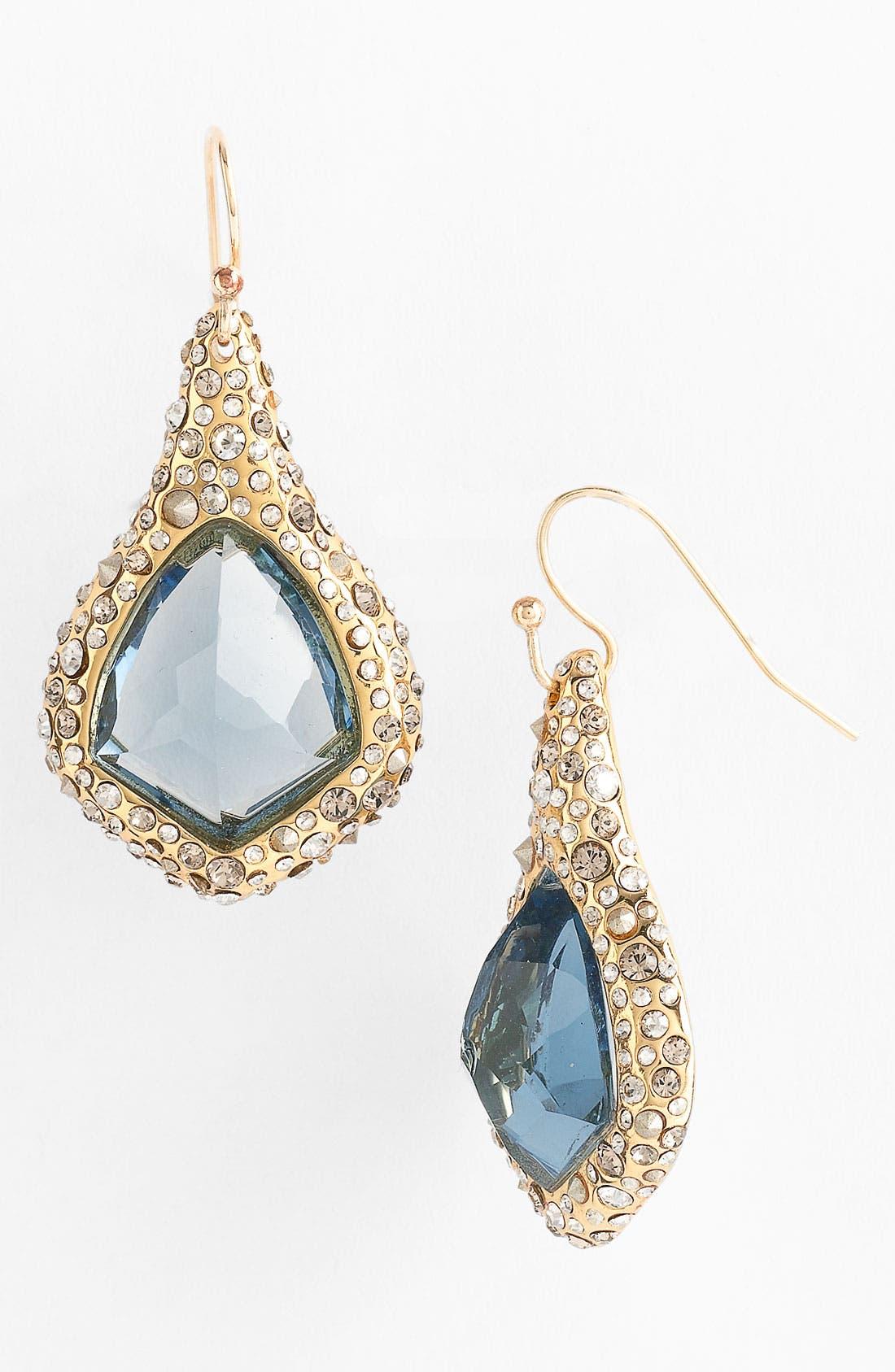 Main Image - Alexis Bittar 'Miss Havisham' Crystal Encrusted Kite Earrings