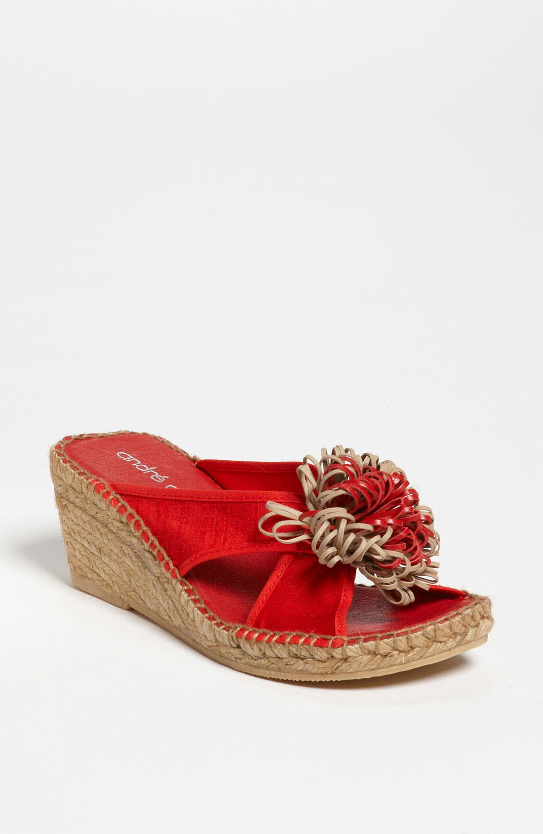 Alternate Image 1 Selected - André Assous 'Reo' Sandal