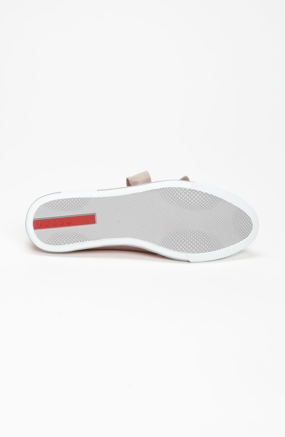 Alternate Image 4  - Prada Metallic Sneaker