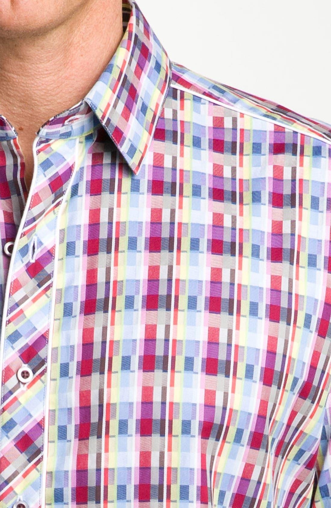 Alternate Image 2  - Robert Graham 'Onset' Regular Fit Sport Shirt