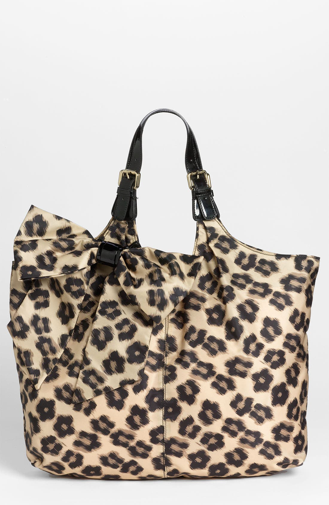Alternate Image 1 Selected - RED Valentino 'Leopard Flower' Tote