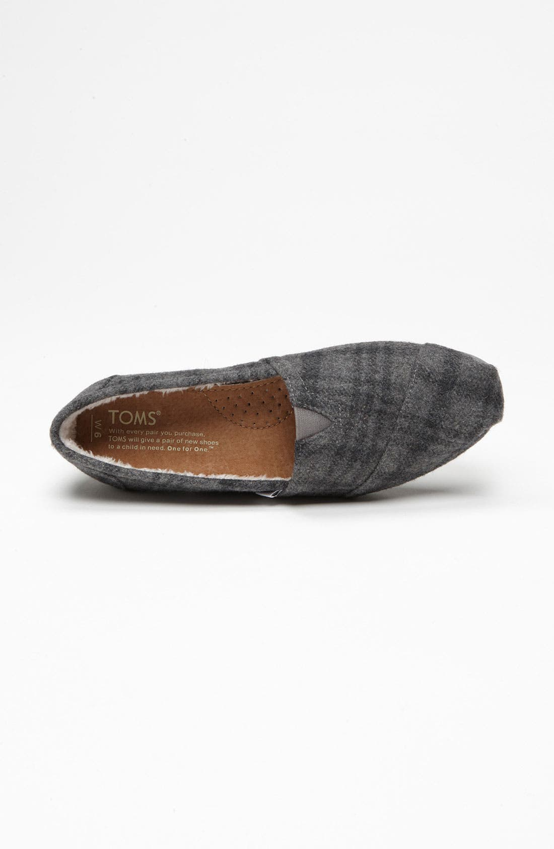 Alternate Image 3  - TOMS 'Classic - Bray' Slip-On