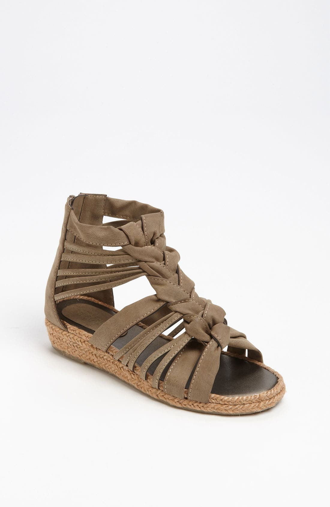 Alternate Image 1 Selected - Kenneth Cole Reaction 'Me-Wow' Sandal (Little Kid & Big Kid)