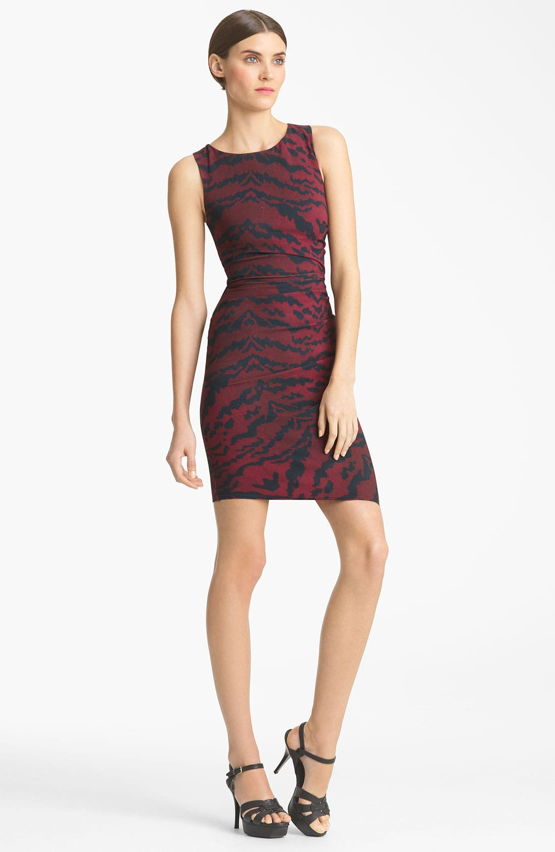 Alternate Image 1 Selected - Emilio Pucci Ruched Pencil Dress