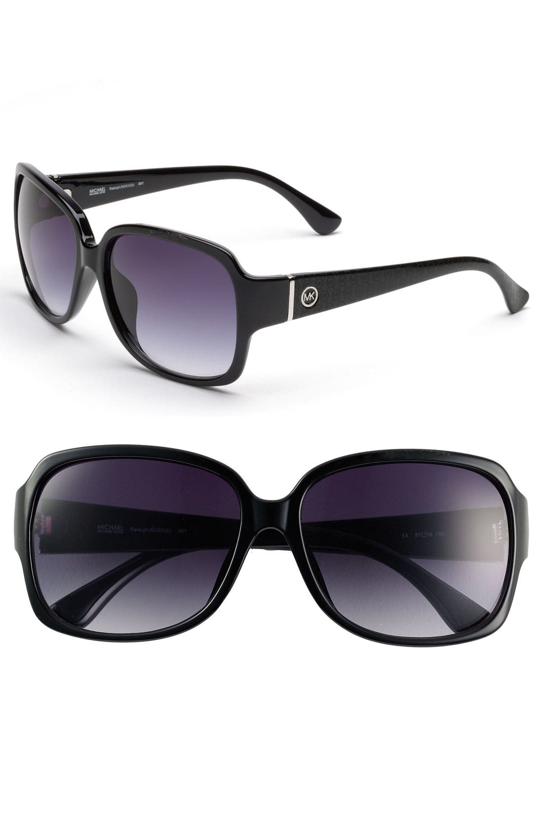 Main Image - MICHAEL Michael Kors 57mm Sunglasses