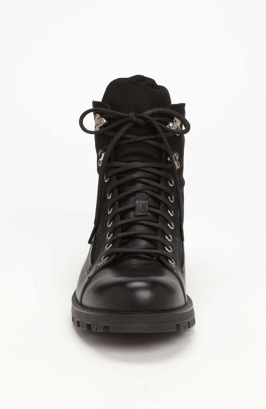 Alternate Image 3  - Gucci 'Meguro' Combat Boot