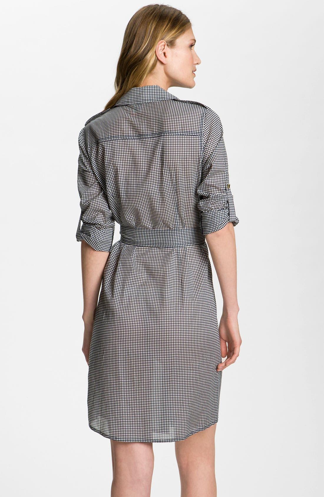 Alternate Image 2  - Tory Burch 'Brigitte' Gingham Dress