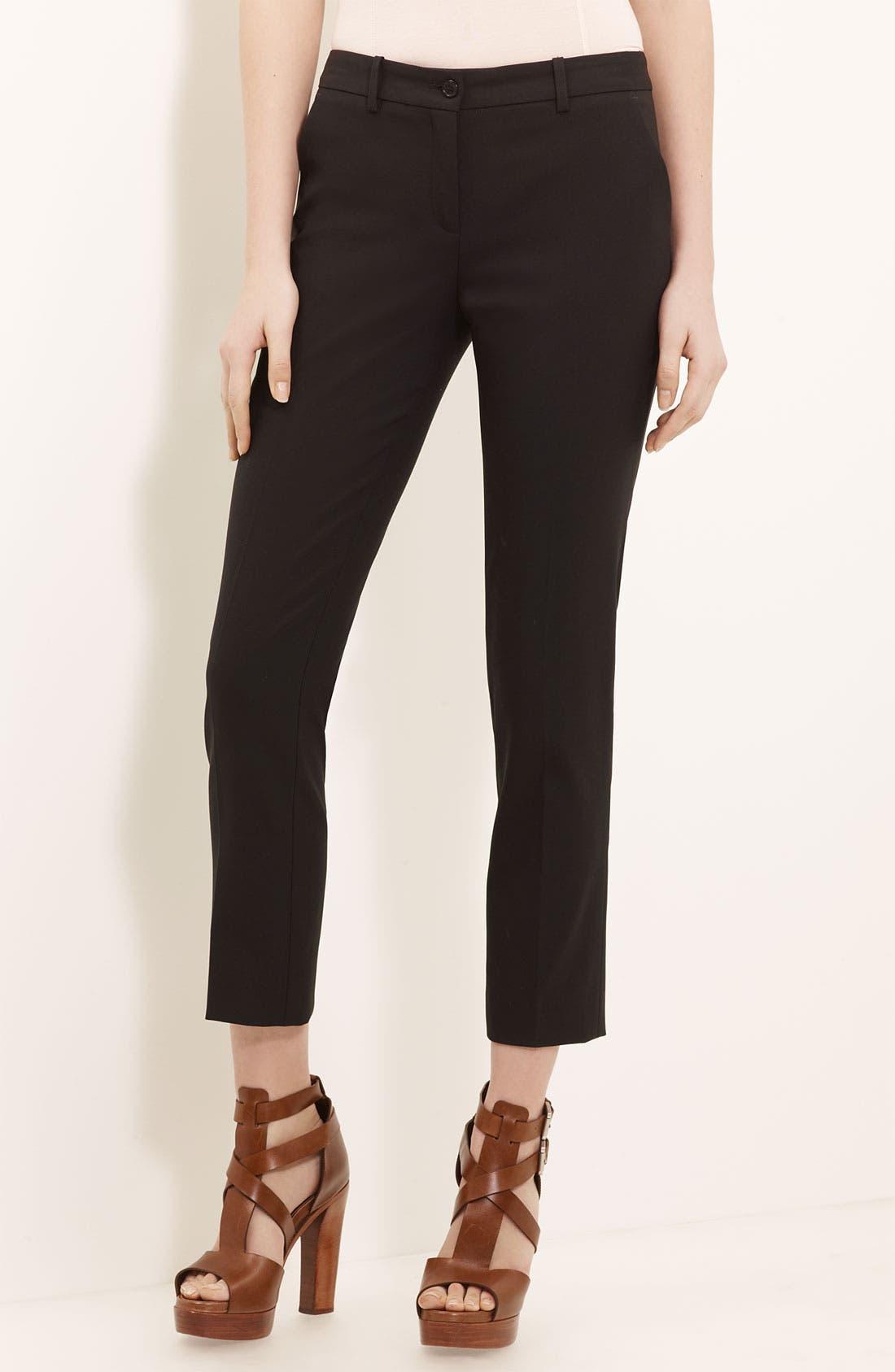 Alternate Image 1 Selected - Michael Kors 'Samantha' Skinny Pants