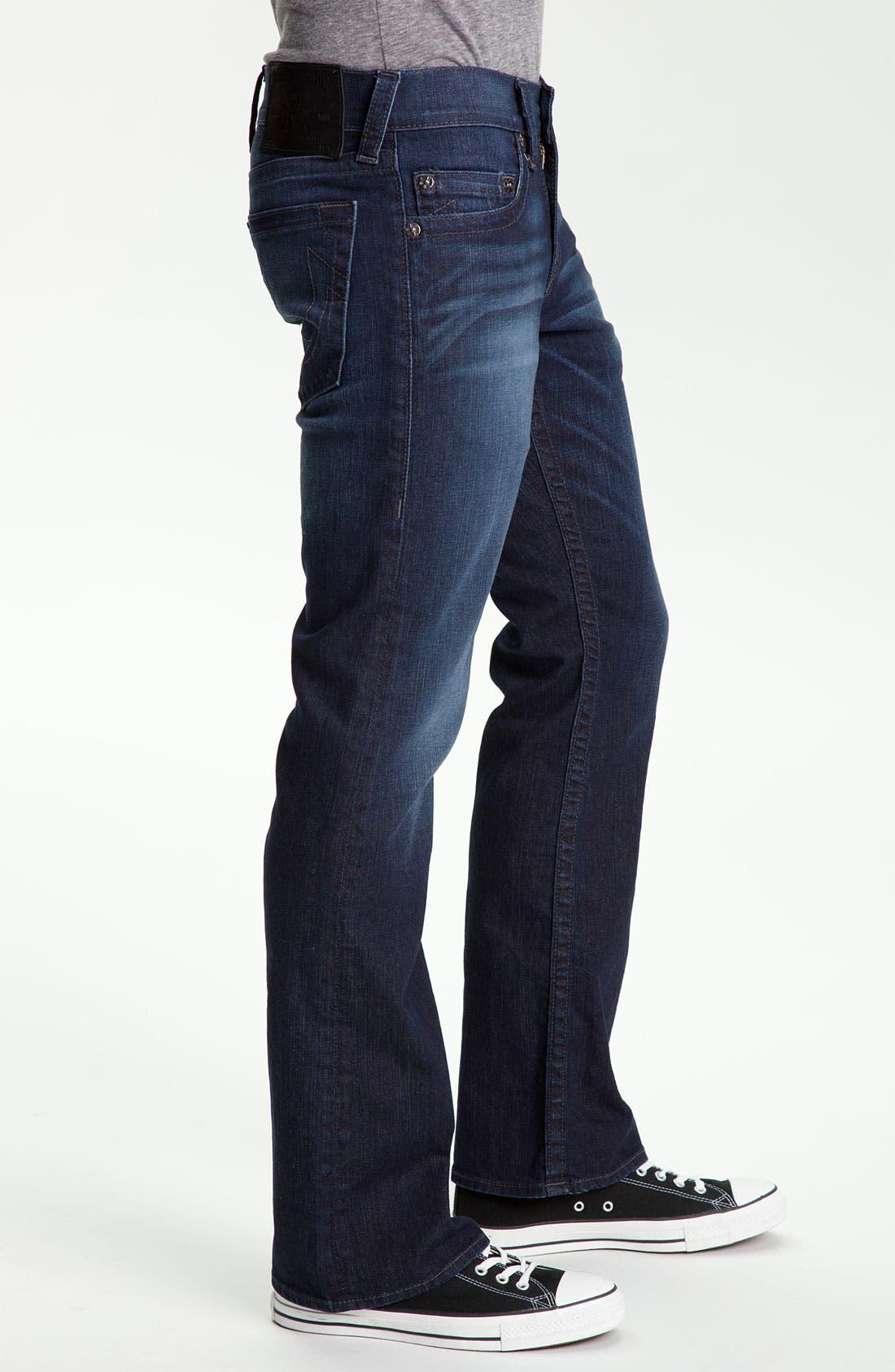 Alternate Image 3  - True Religion Brand Jeans 'Danny' Bootcut Jeans (Franklin)