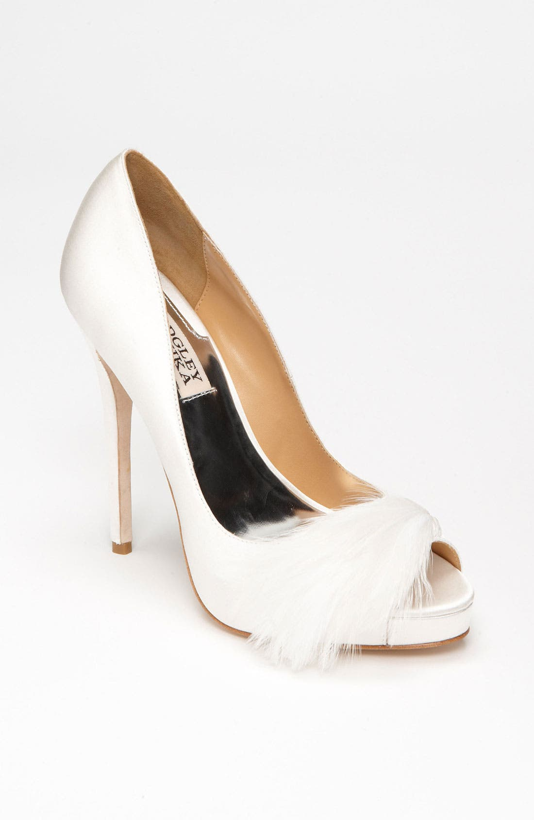 Alternate Image 1 Selected - Badgley Mischka 'Ginnie' Pump